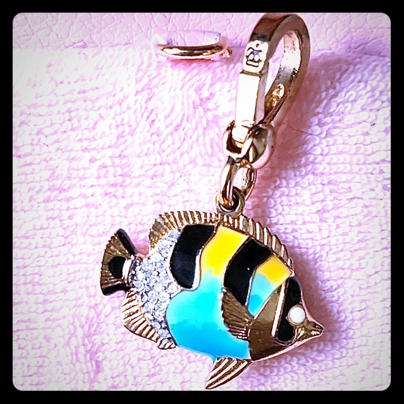 Juicy Couture Jewelry - Juicy Couture Fish Charm